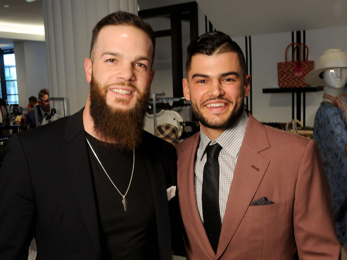 Houston, Lance McCullers Jr. and José Altuve Team Up For Kids and K9s, May 2017, Dallas Keuchel, Lance McCullers Jr.