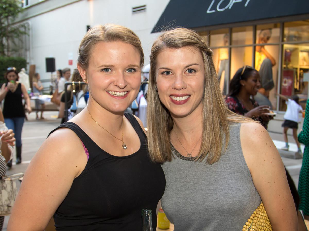 Julie Griffin, Michelle Madsen