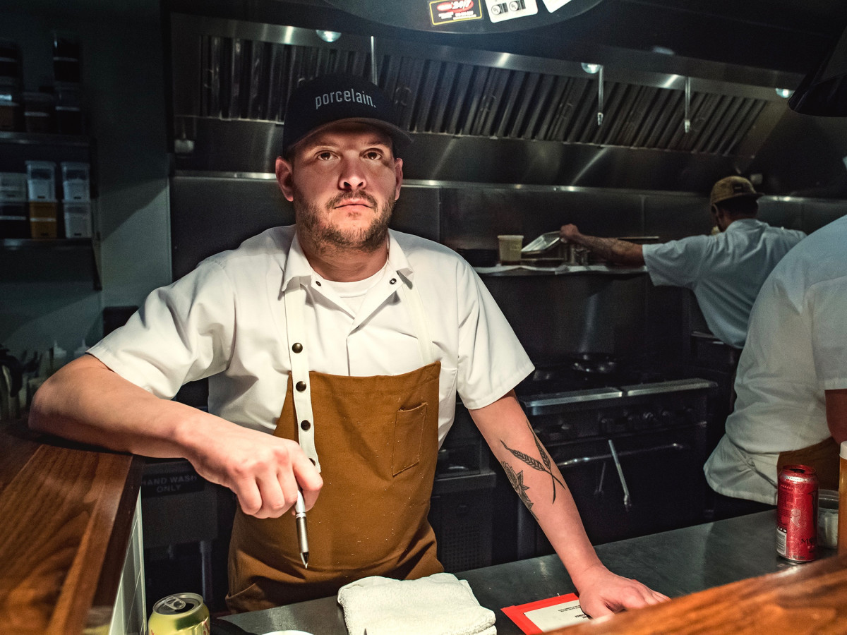 Ryan Lachaine Riel Restaurant