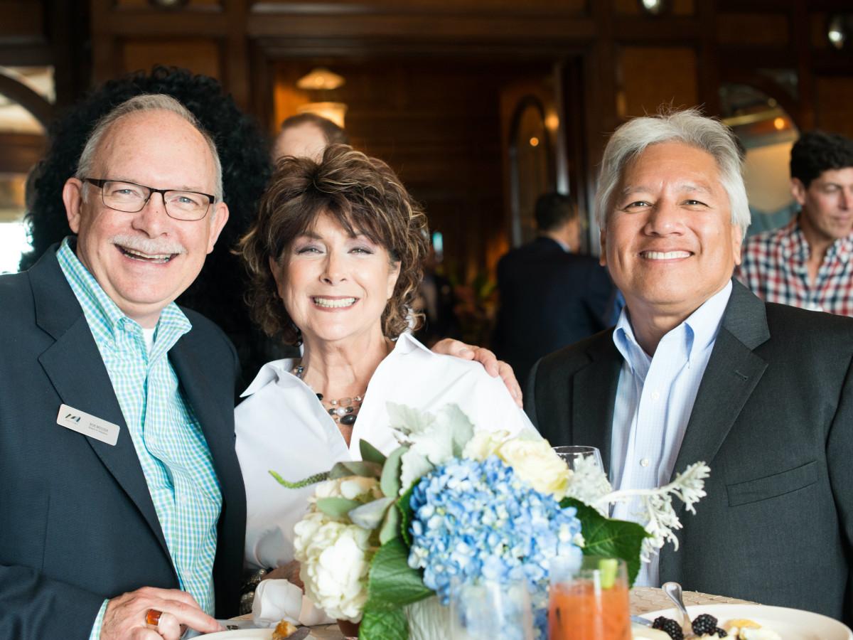 Bob Mosser, Jennifer Compton, Robert Calderon