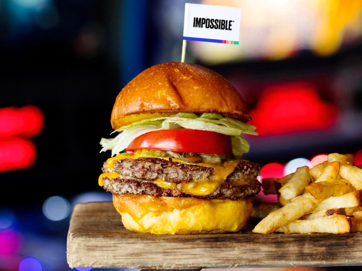 Impossible Burger Hay Merchant Underbelly