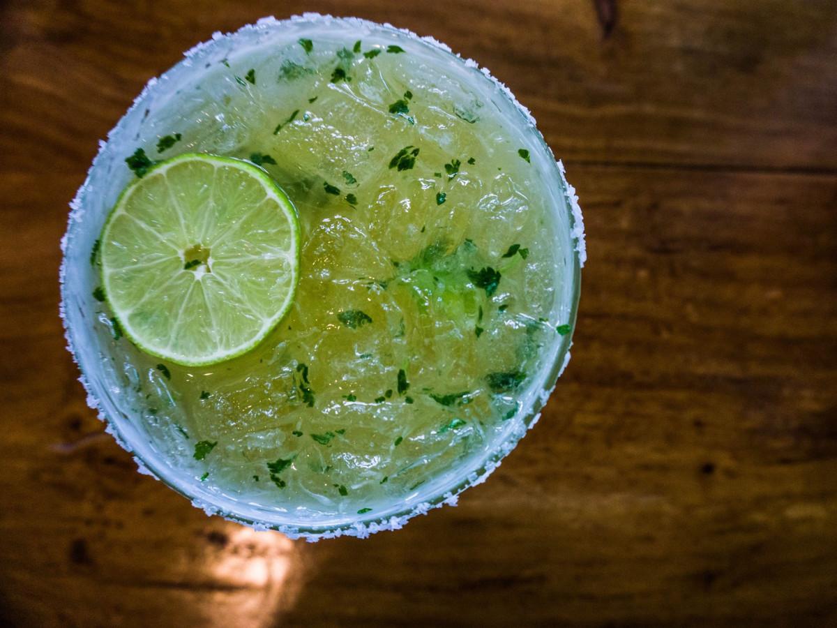 The Frutería cocktail