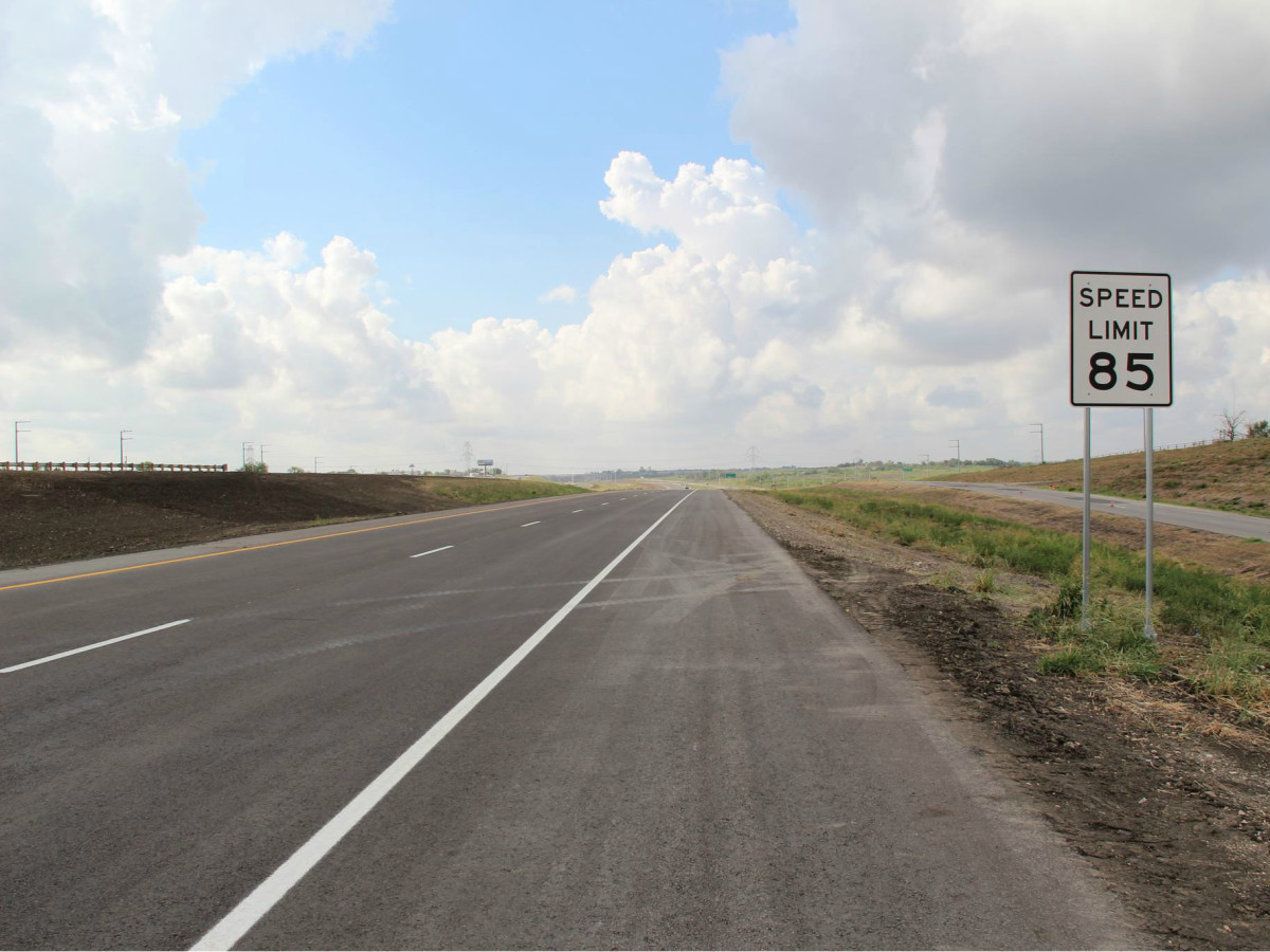 State Highway 130 toll road