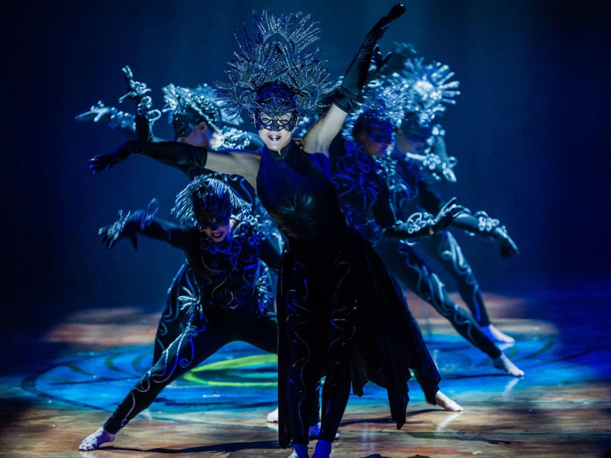 Cirque du Soleil presents Crystal