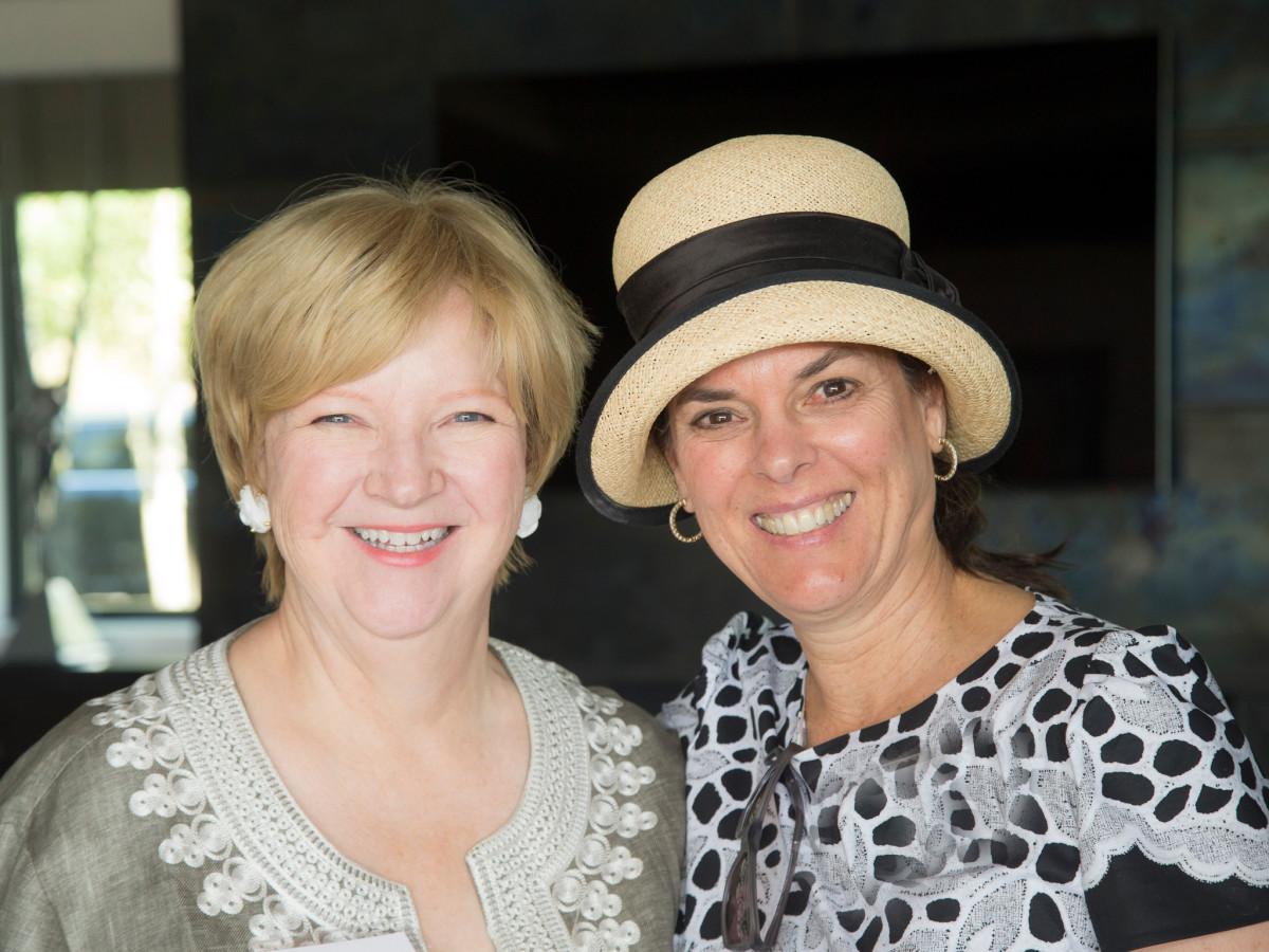 Houston Methodist in Aspen, July 2017, Leslie Blanton, Eliza Duncan