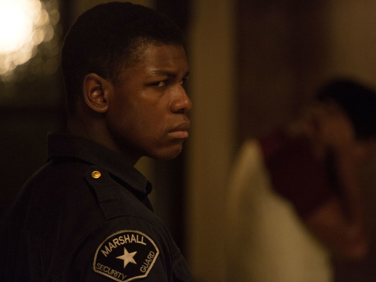 John Boyega in Detroit