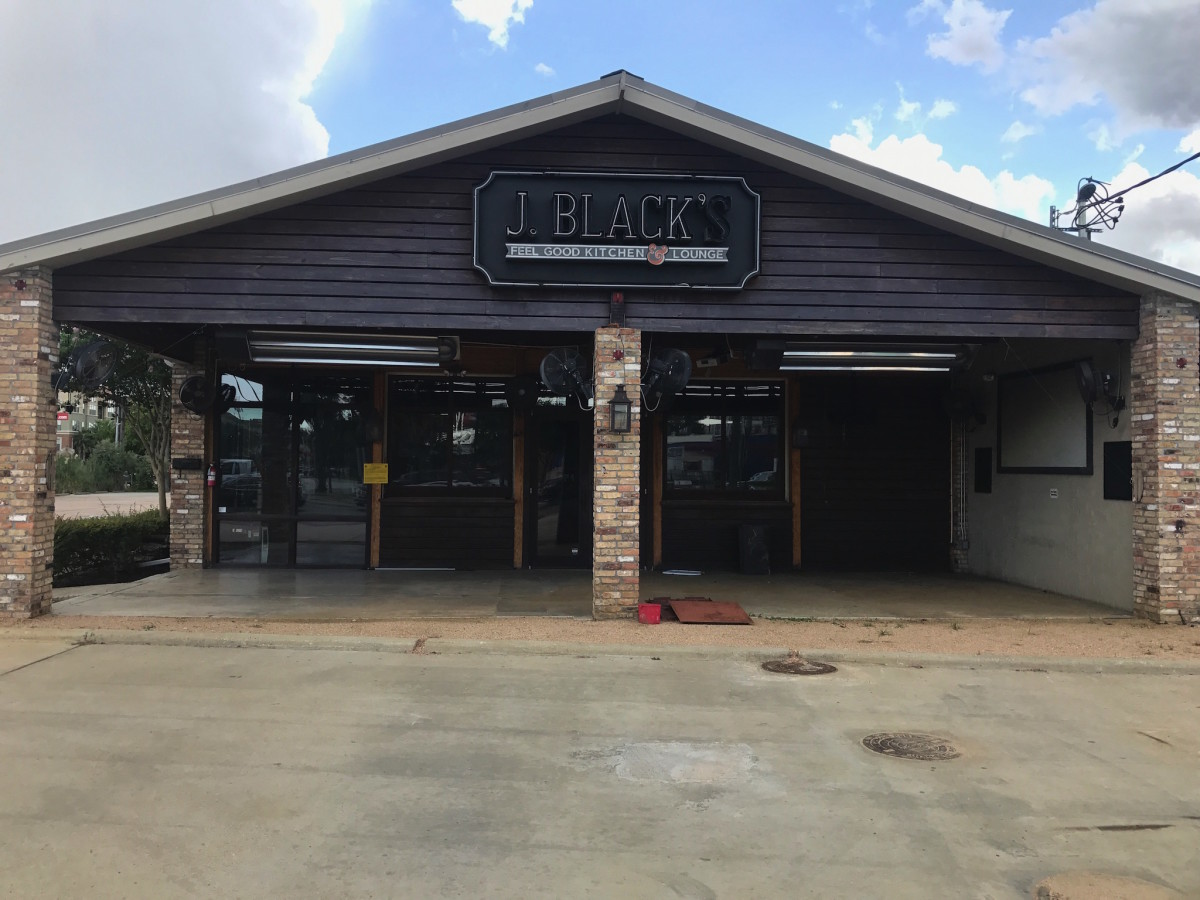 J Black's Truth BBQ Houston exterior