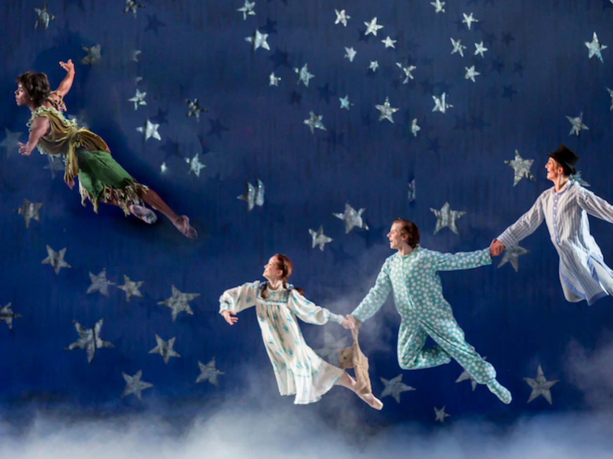 Ballet Austin presents <i>Peter Pan</i>