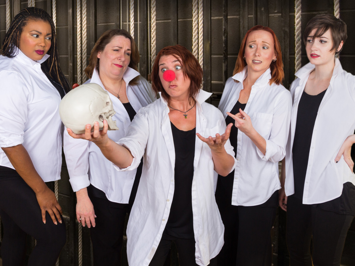 Pegasus Theatre presents Women Playing Hamlet
