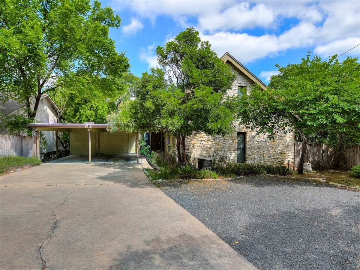 Austin home for sale near Zilker Park and Barton Springs