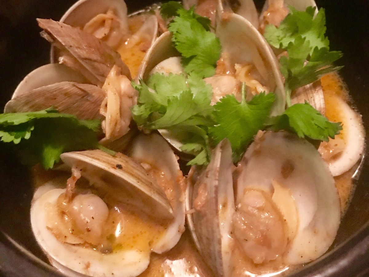 Aqui littleneck clams