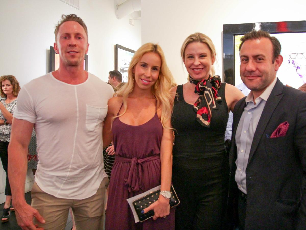 Justin Kettler, Yana Greenstein, Lea Fisher, Arthur Greenstein
