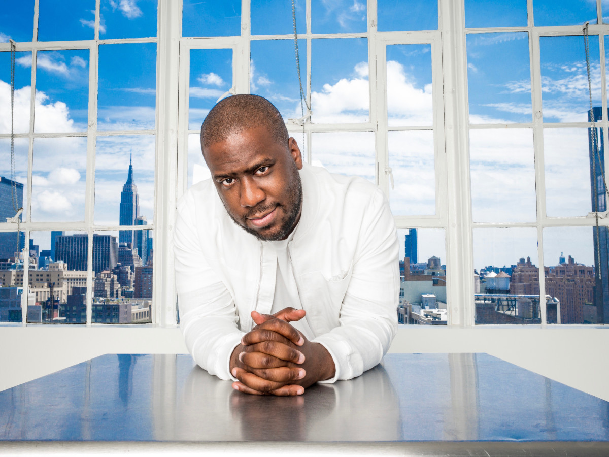 Da Camera: pianist Robert Glasper