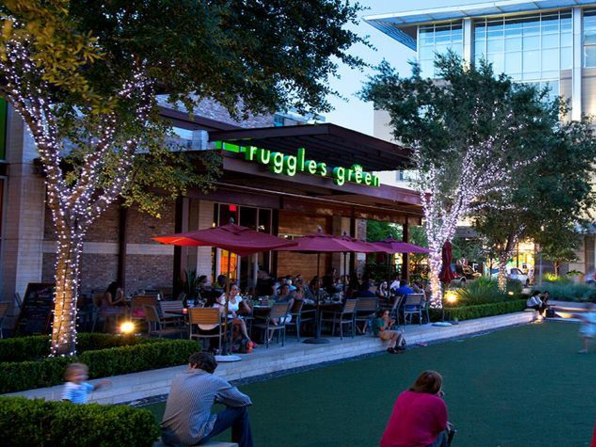 Houston, Ruggles Green, City Centre, August 2017