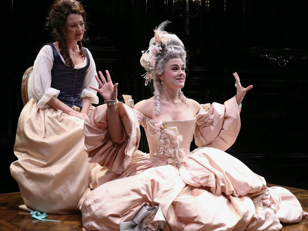 """The Revolutionists"" at Cincinnati Playhouse in the Park"