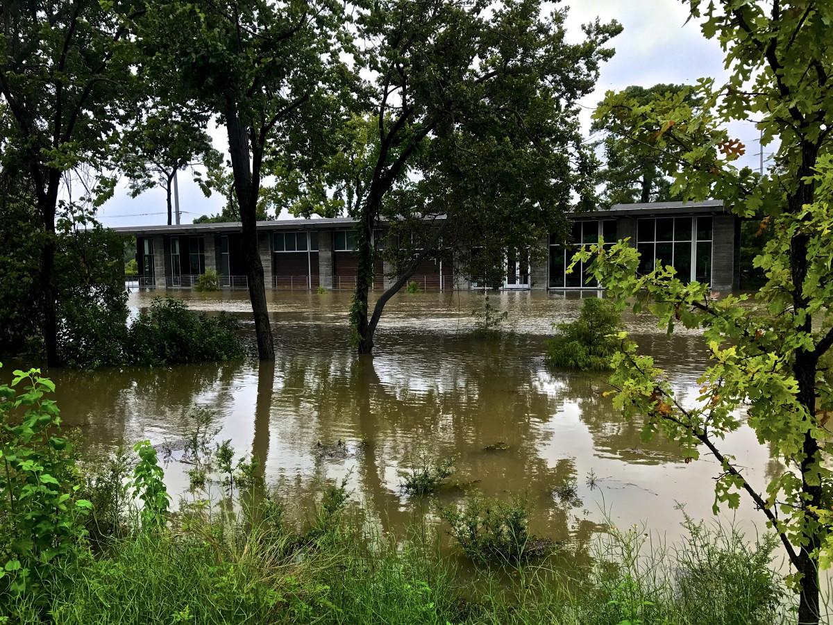 Houston, Hurricane Harvey, flood photos, the dunlavy