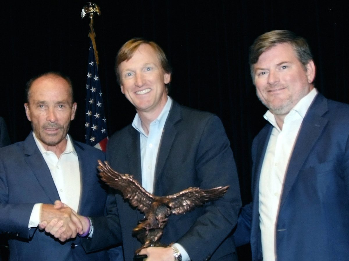 Lee Greenwood, Mark WhiteIII, Andrew White