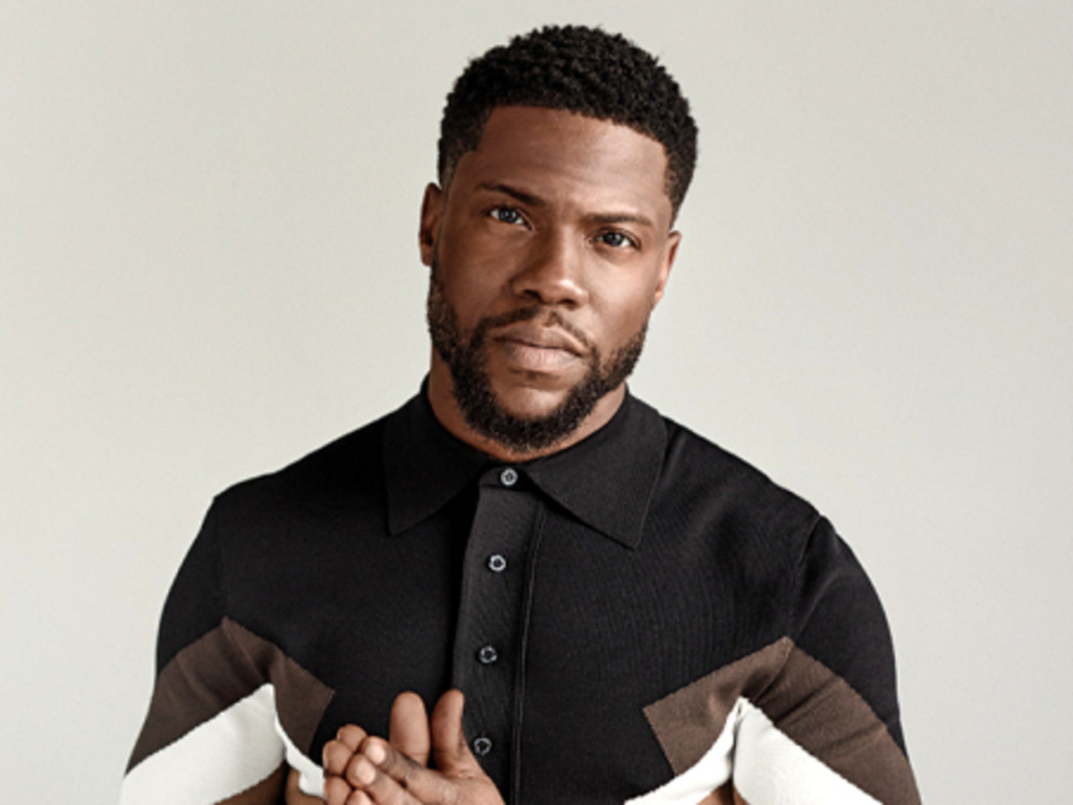 Houston, kevin hart, august 2017