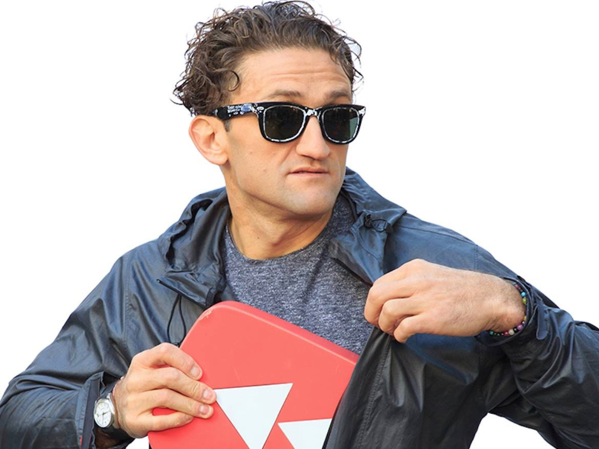 Casey Neistat video artist