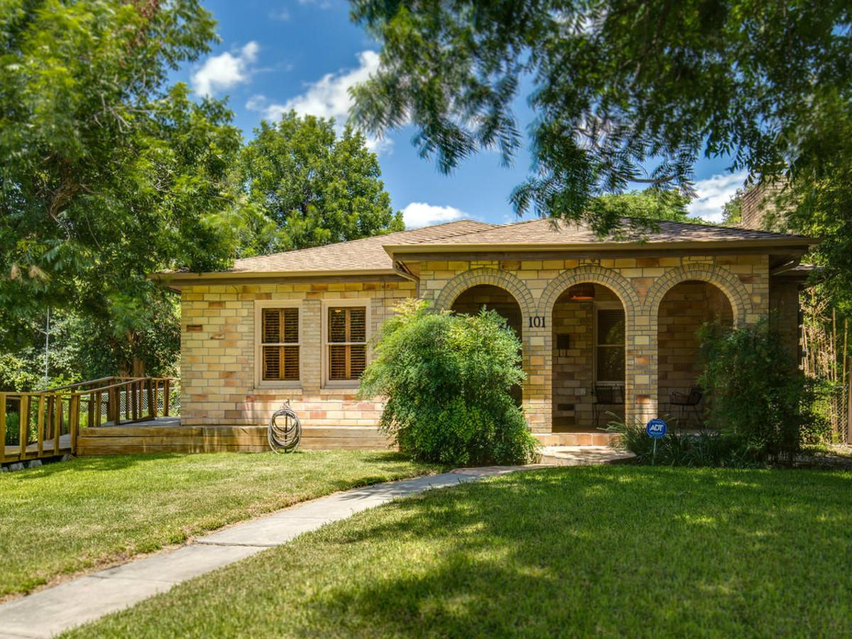 San Antonio house_101 Lindell Pl