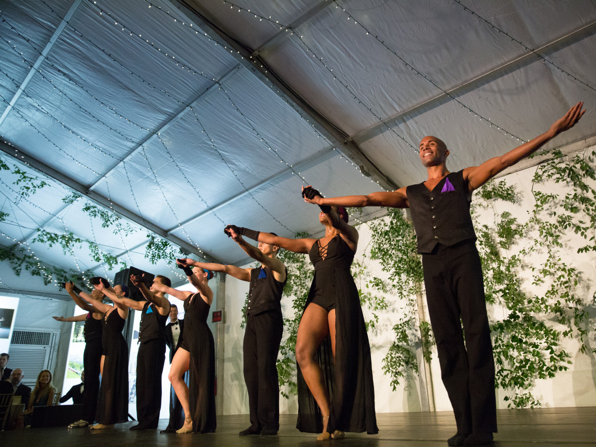 TACA dance troupes