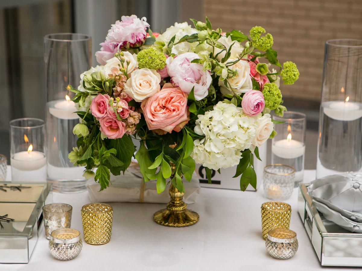 Aronson Wedding Arrangement