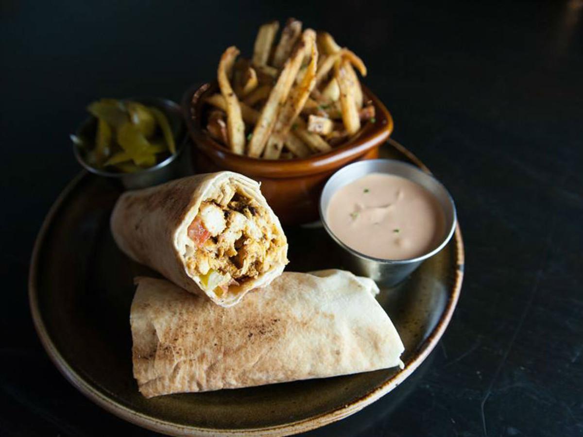 Baboush shawarma