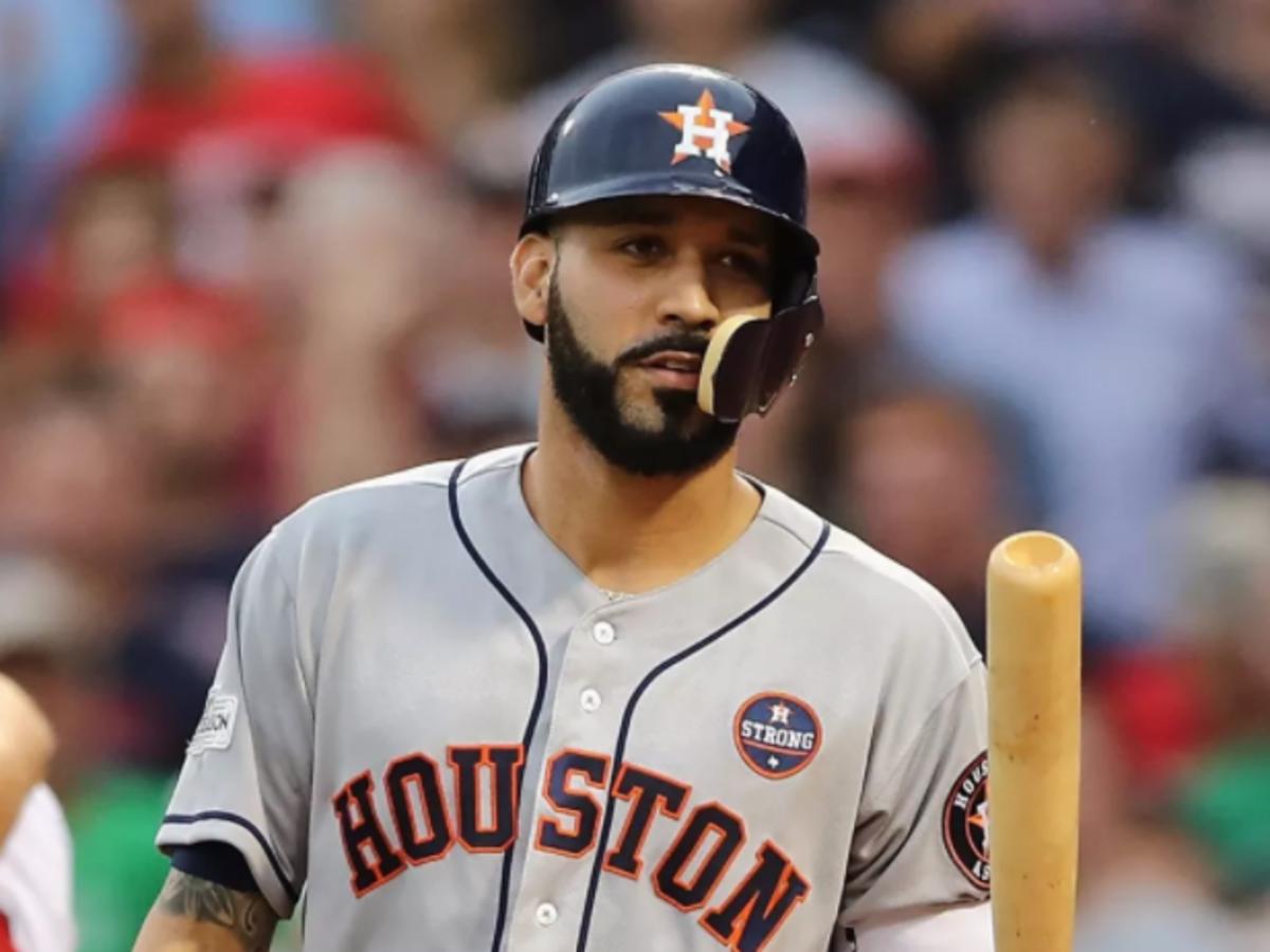 Marwin Gonzalez, Astros