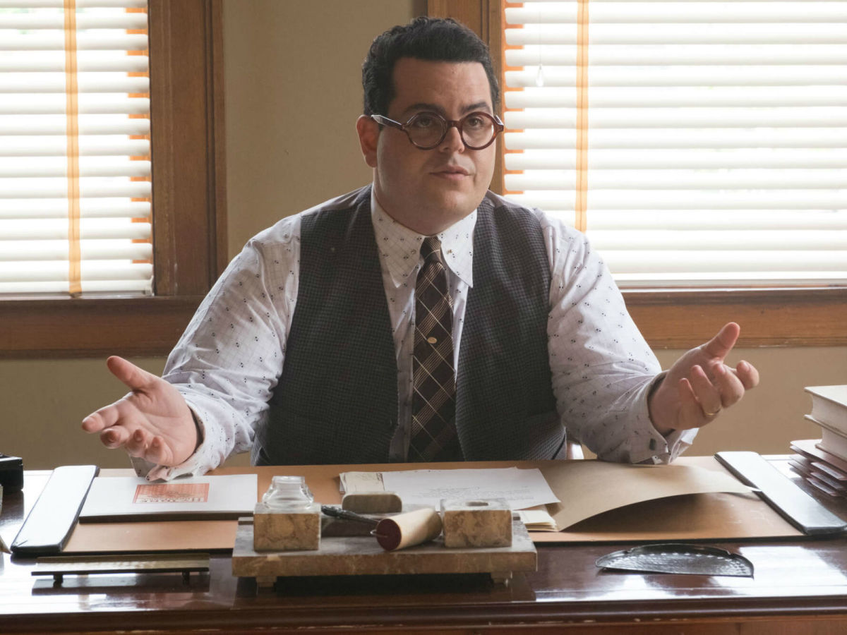 Josh Gad in Marshall