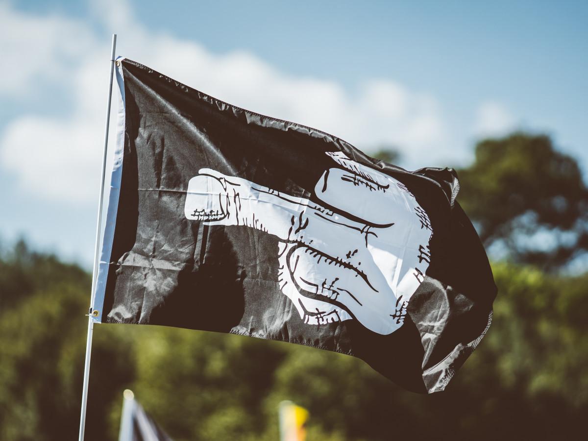 Austin City Limits Festival ACL Fest 2017 Weekend 1 Middle Finger