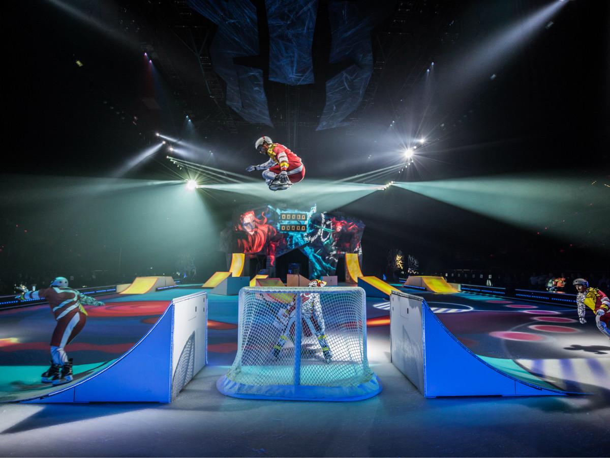 Crystal Cirque de Soleil