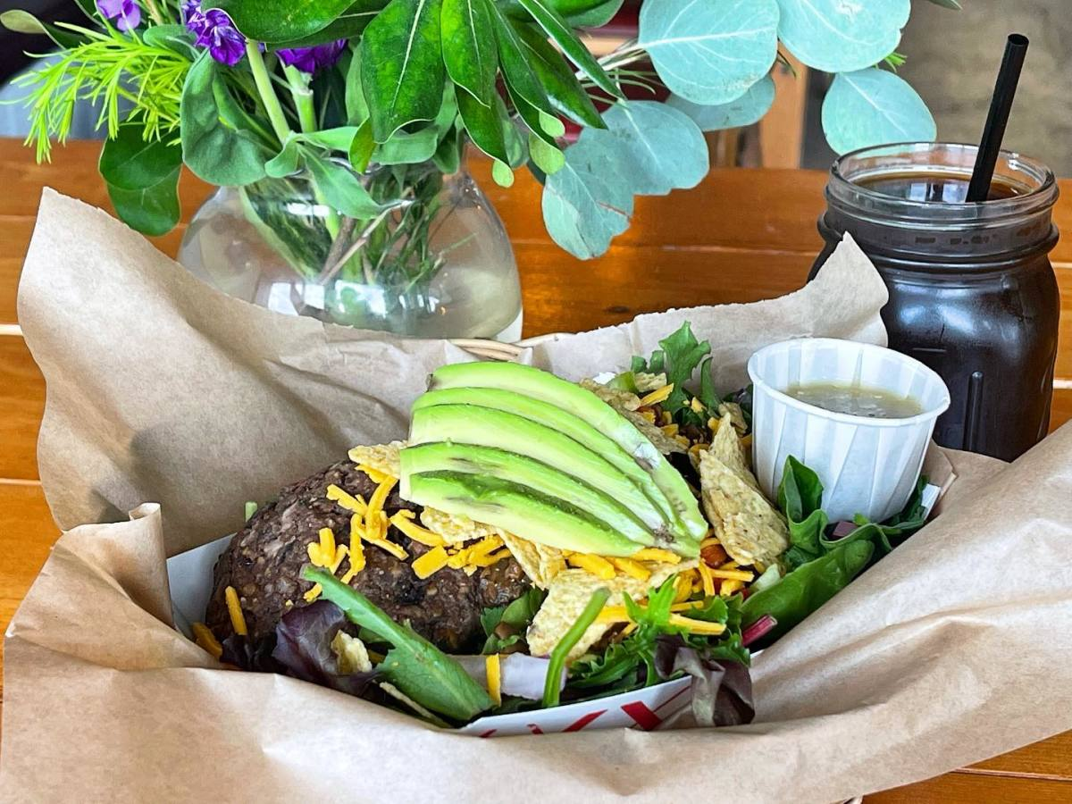 Healthy Hippie Cafe