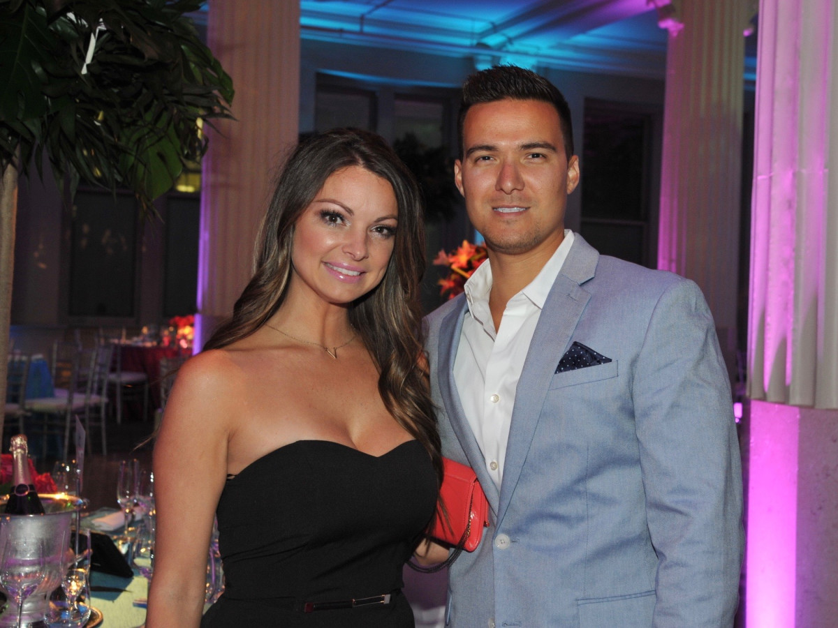 Children's Museum Miami Vice Gala Sara and Mike Williams