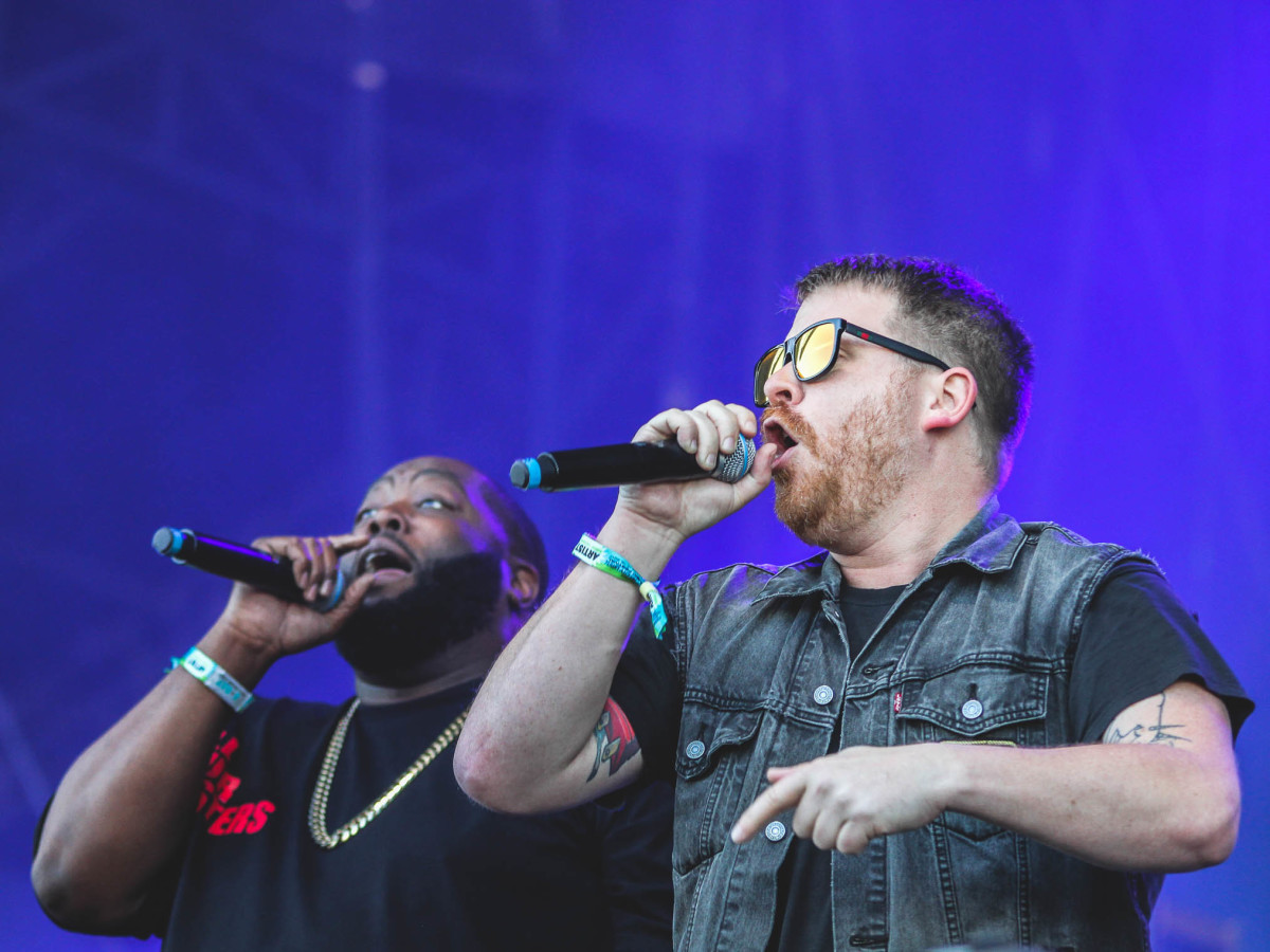 Austin City Limits Festival ACL Fest 2017 Weekend Two Run the Jewels