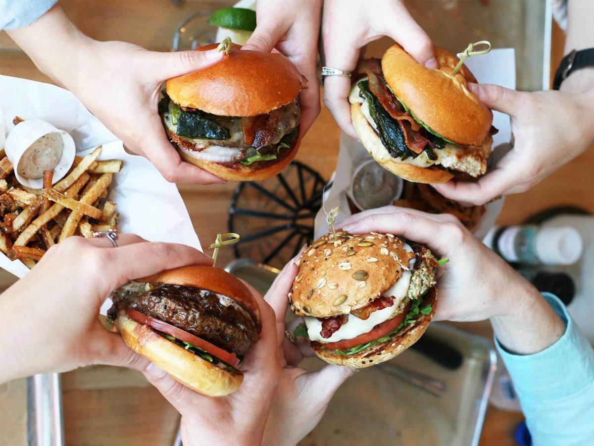 Hopdoddy burgers