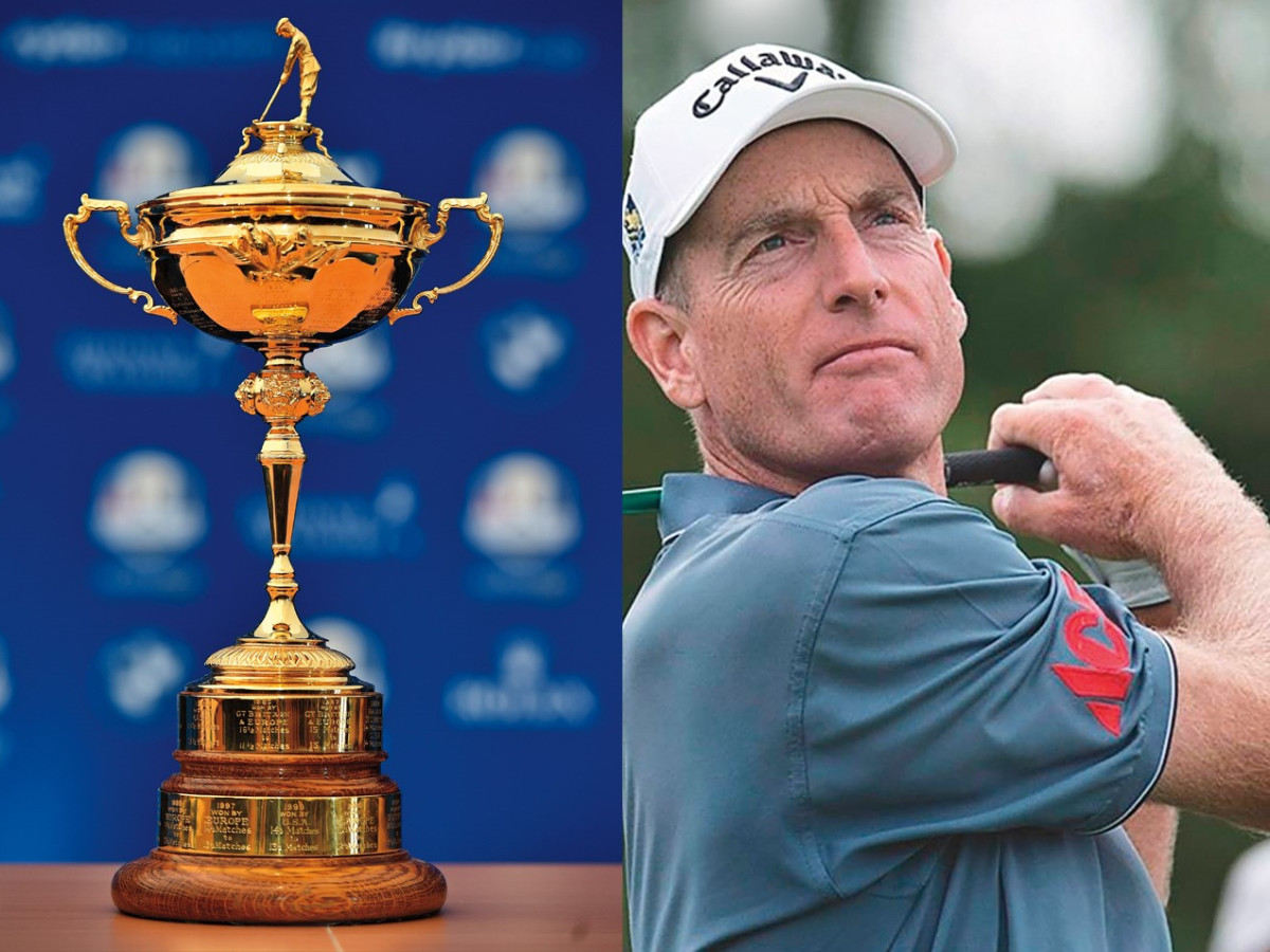 Jim Furyk, Ryder Cup, NM Fantasy Gifts 2017