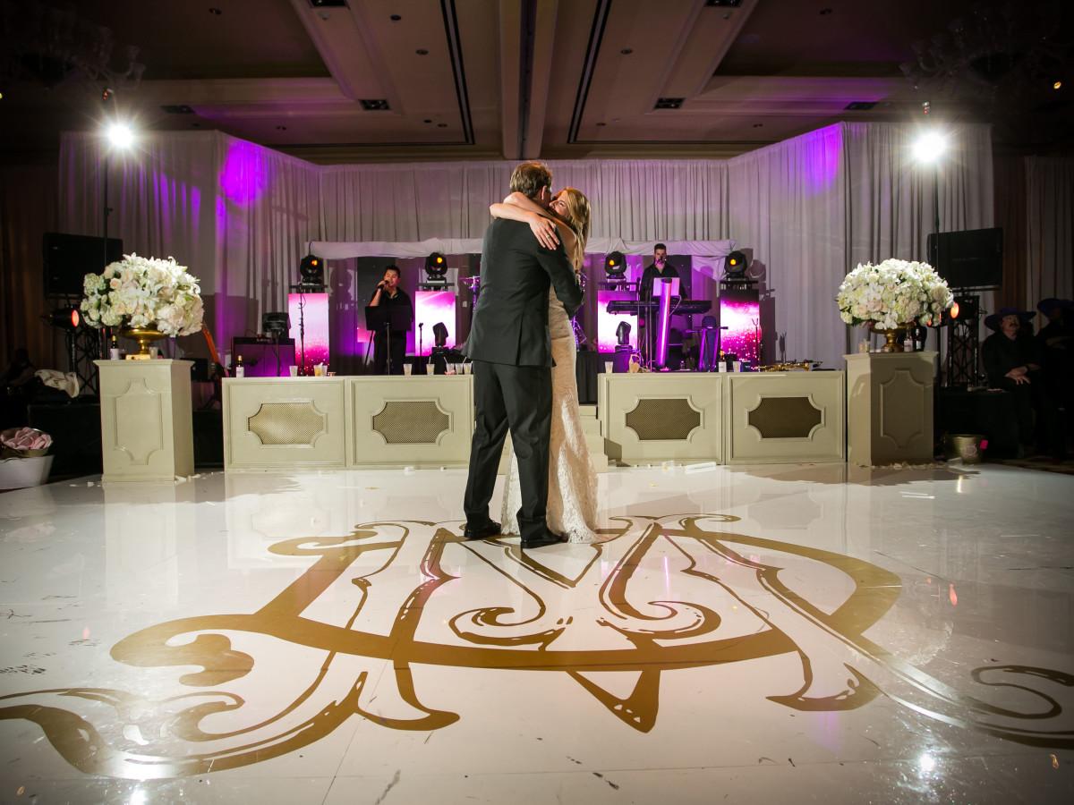 Wallander Wedding, dance floor