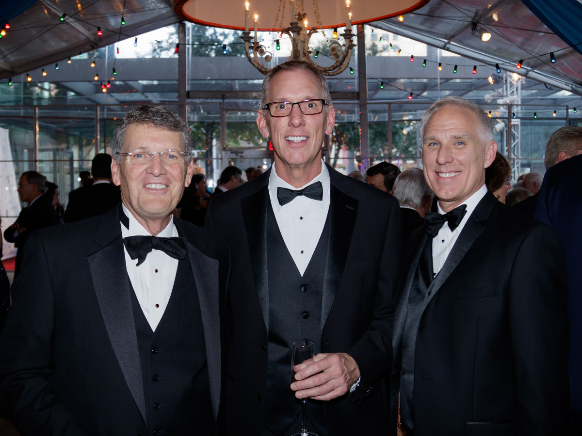 Howard Manning, Jay Terpstra, Dan Thompson