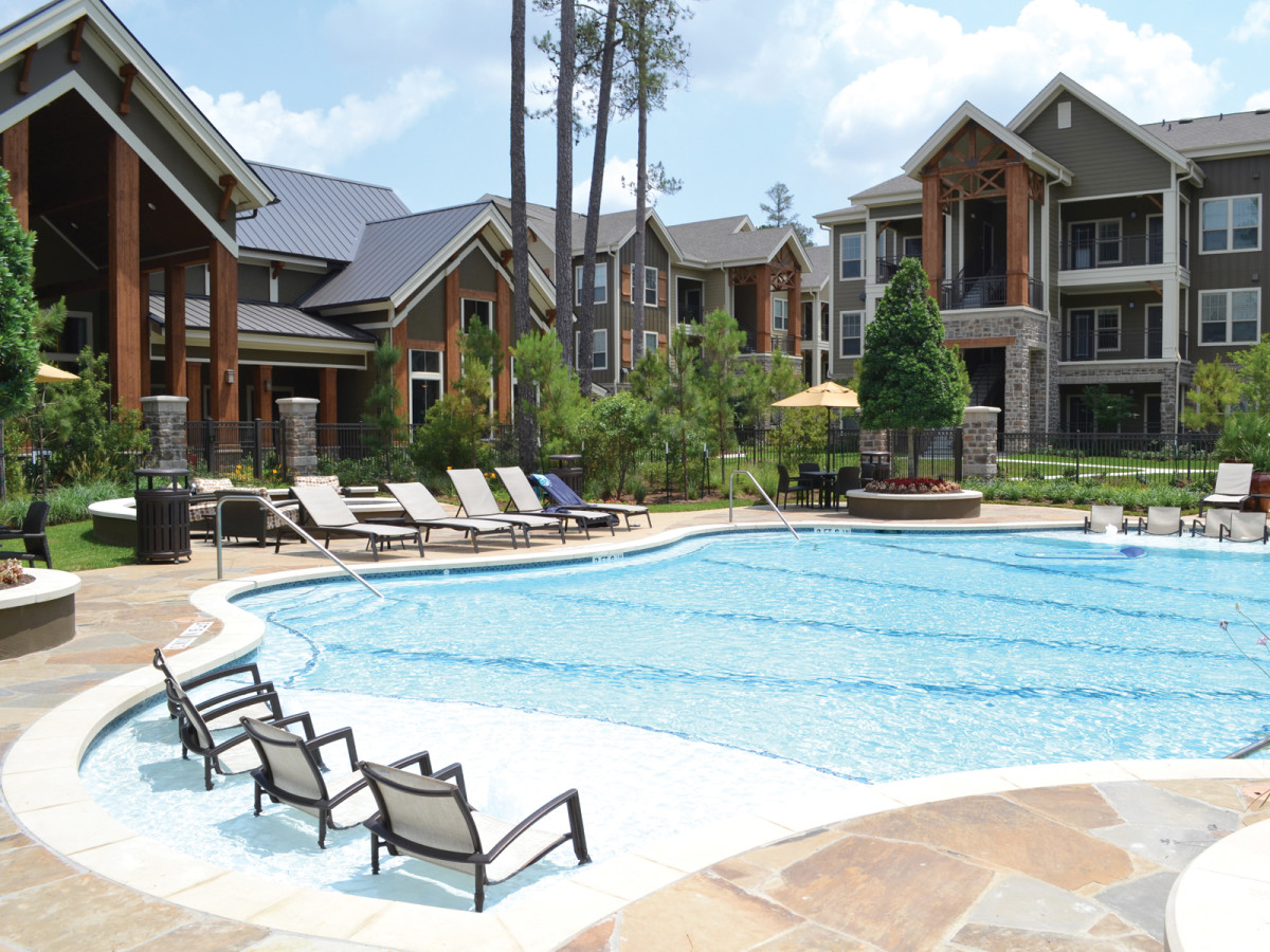 Best New Development, Garden The Woodlands Lodge, Francis Property Management