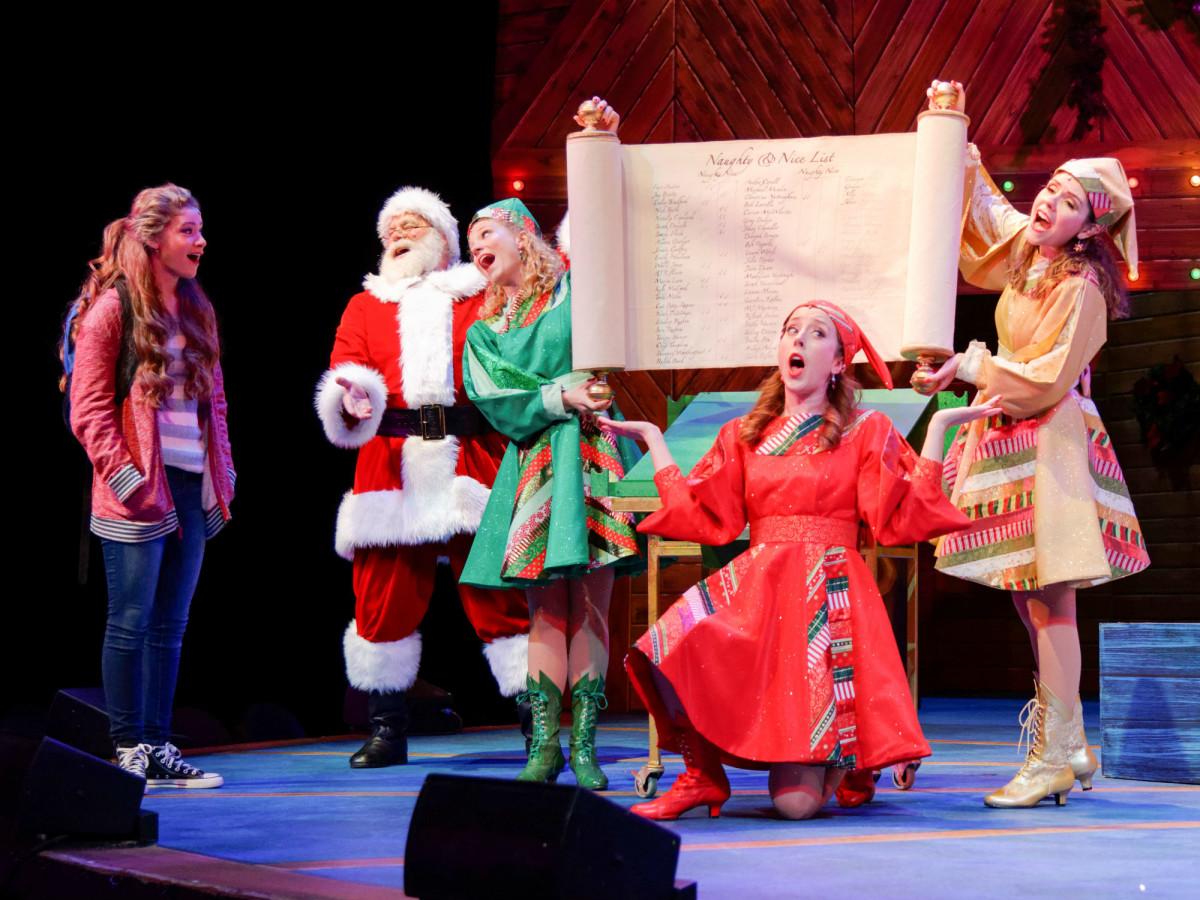 Casa Mañana presents Santa Claus: a New Musical