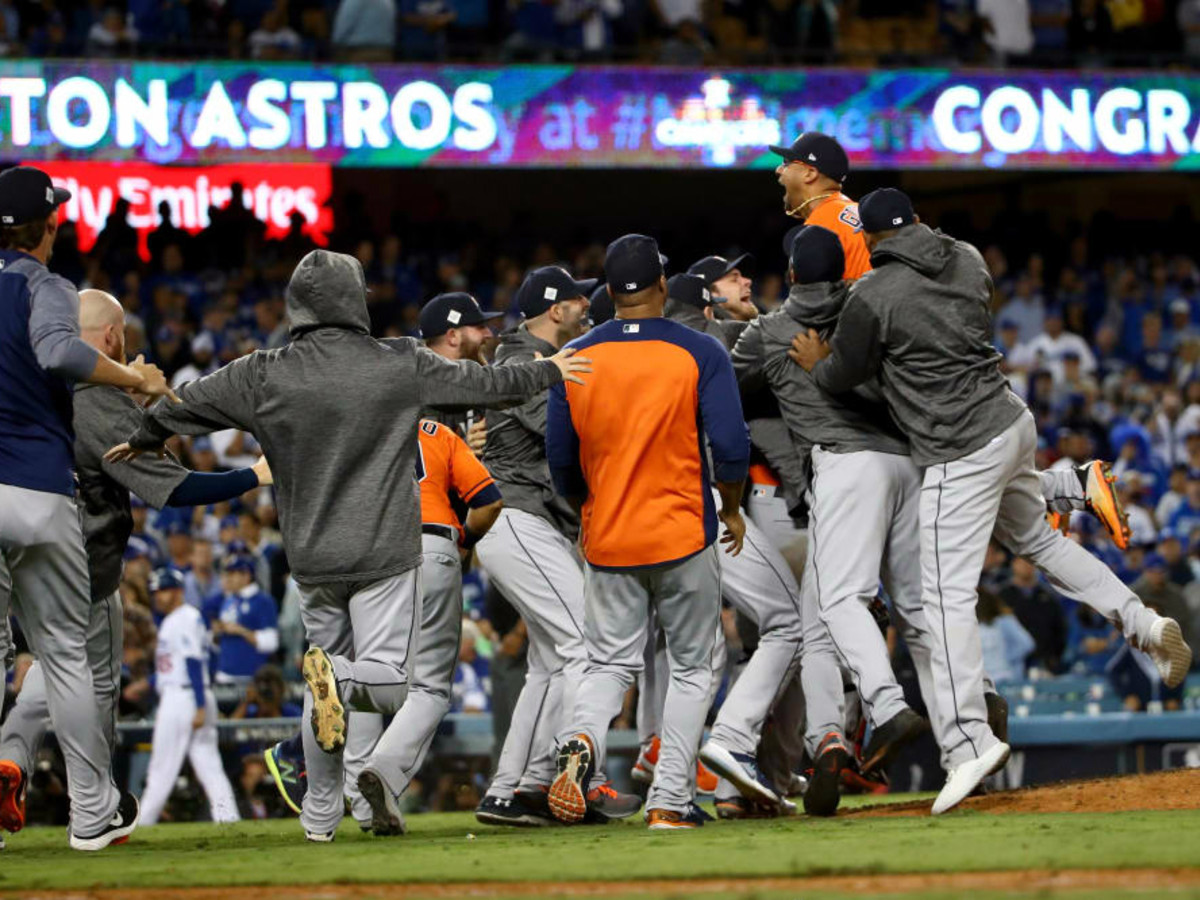Houston Astros win World Series Game 7