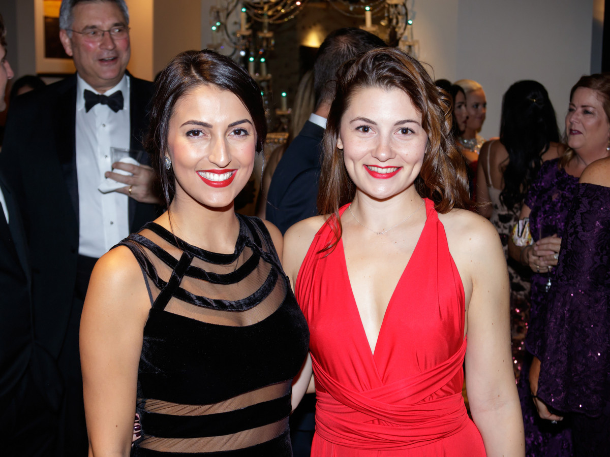 Laurie Frias, Emilie Verdon, Autumn Ball 2017