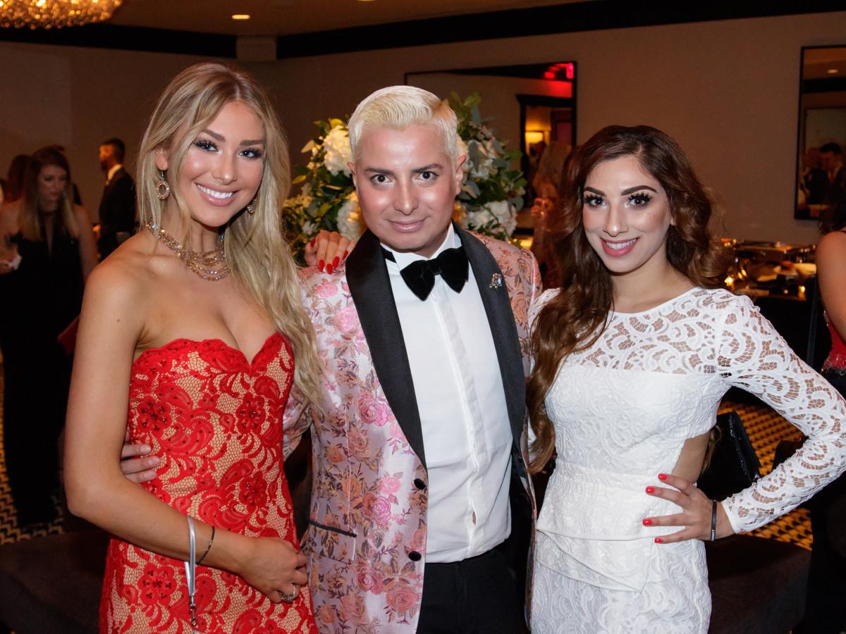 Alyse Cooper, Ulises Alvarado, Jasmeen Saimi