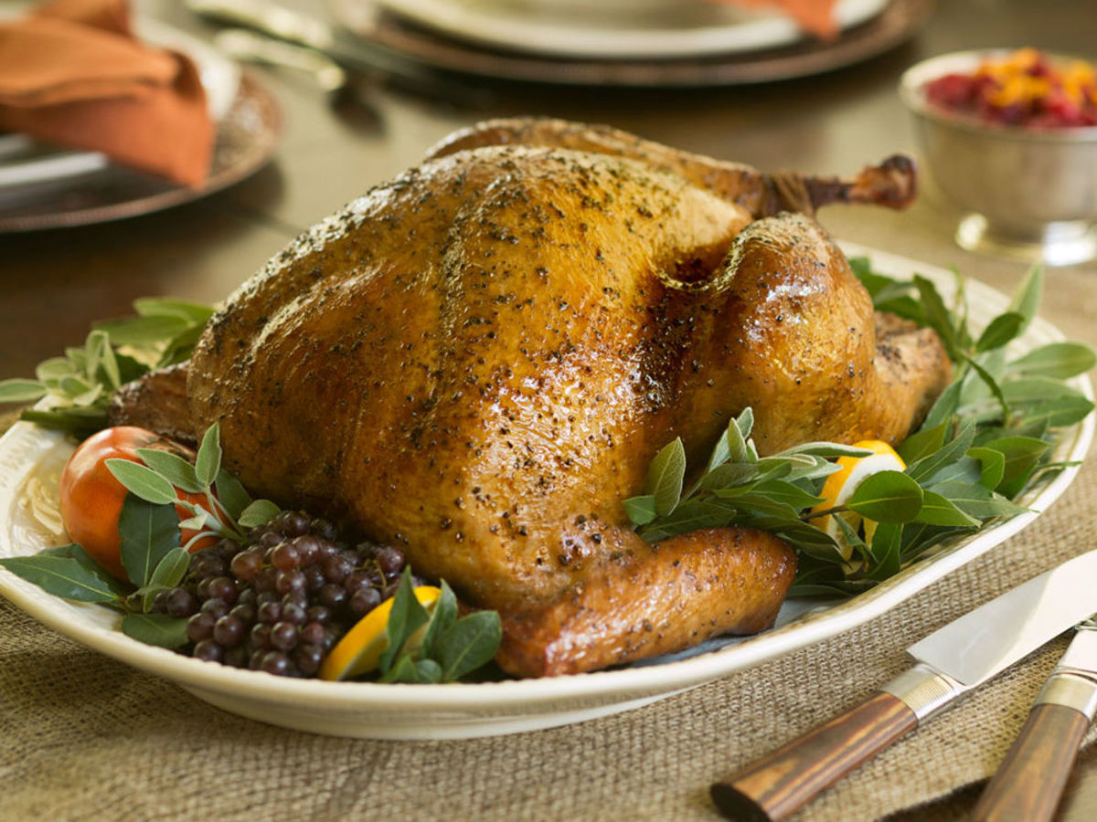 Goode Company Smoked Turkey