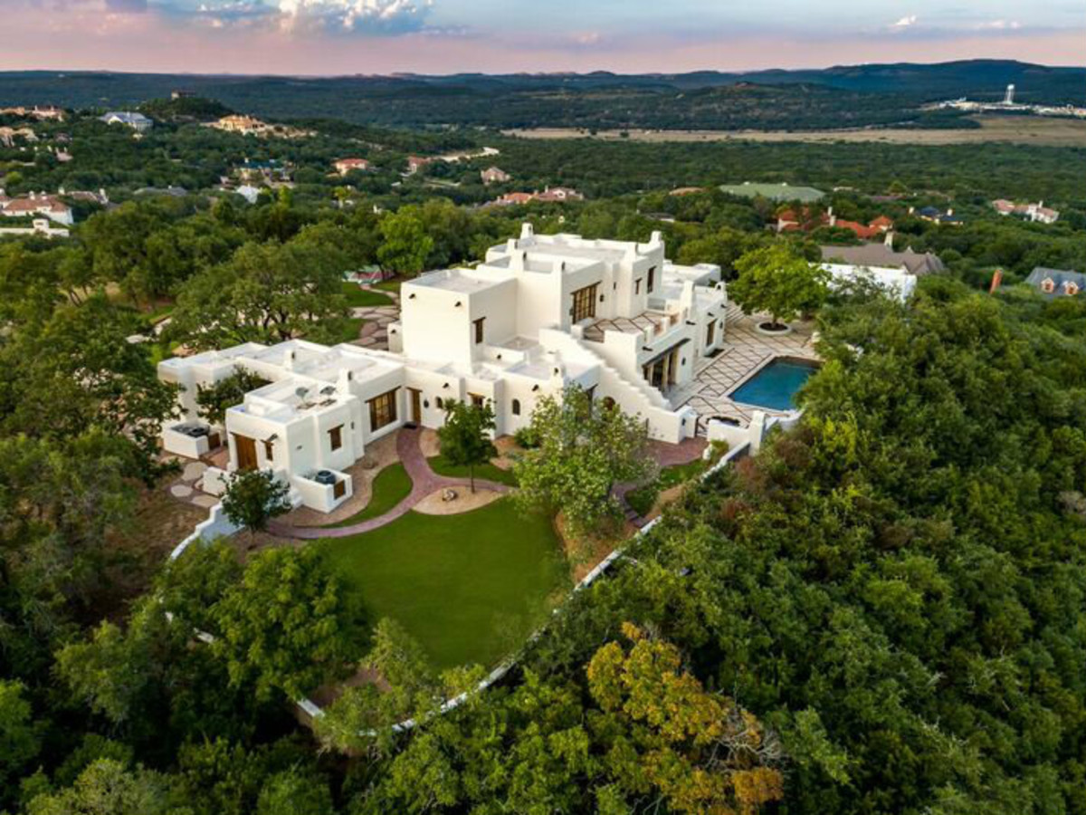 George Strait estate