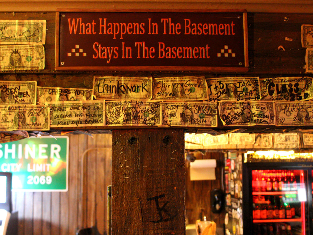 Basement Bar Fort Worth