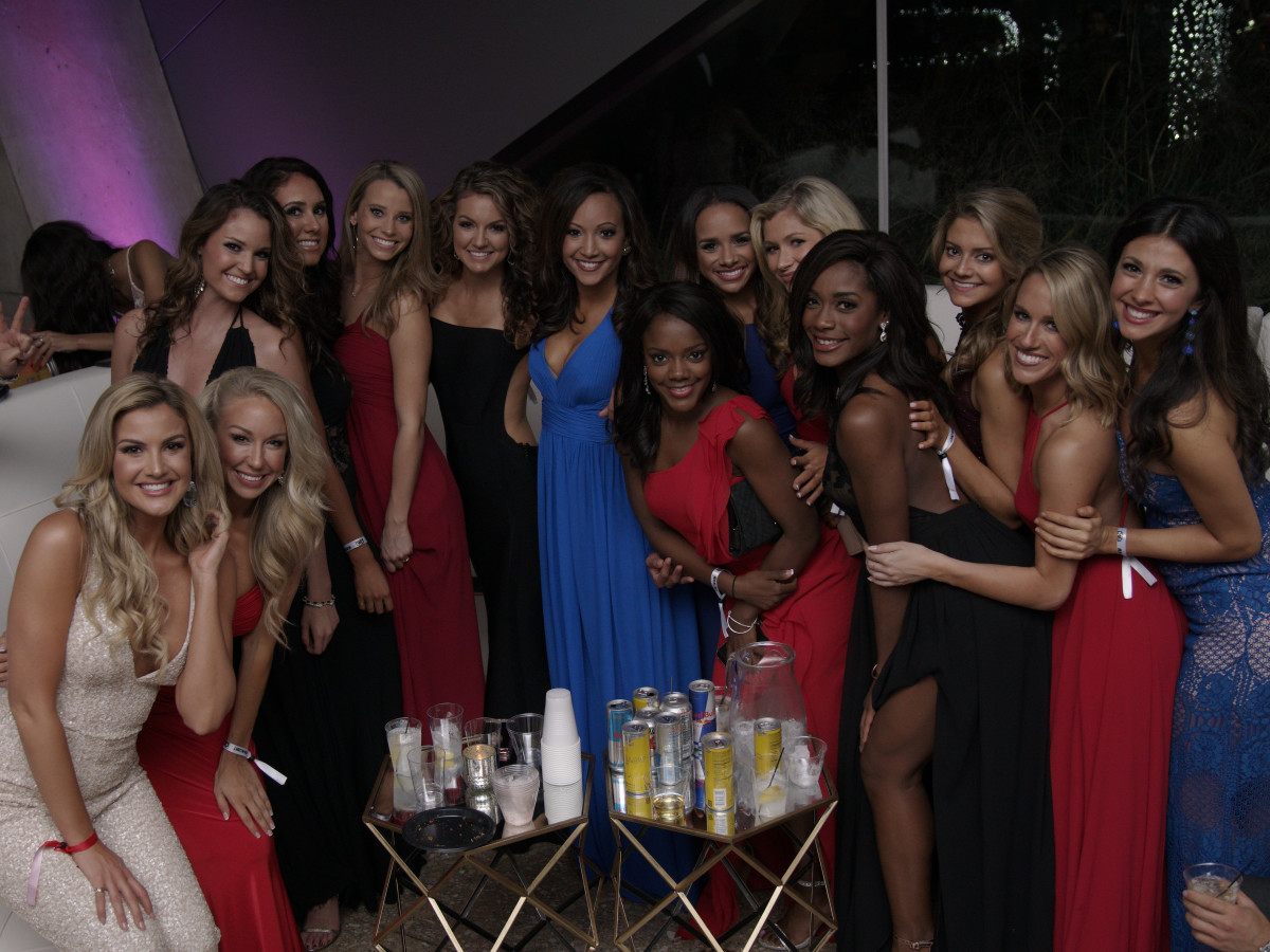 Dallas Cowboys Cheerleaders, Millennial Gala 2017