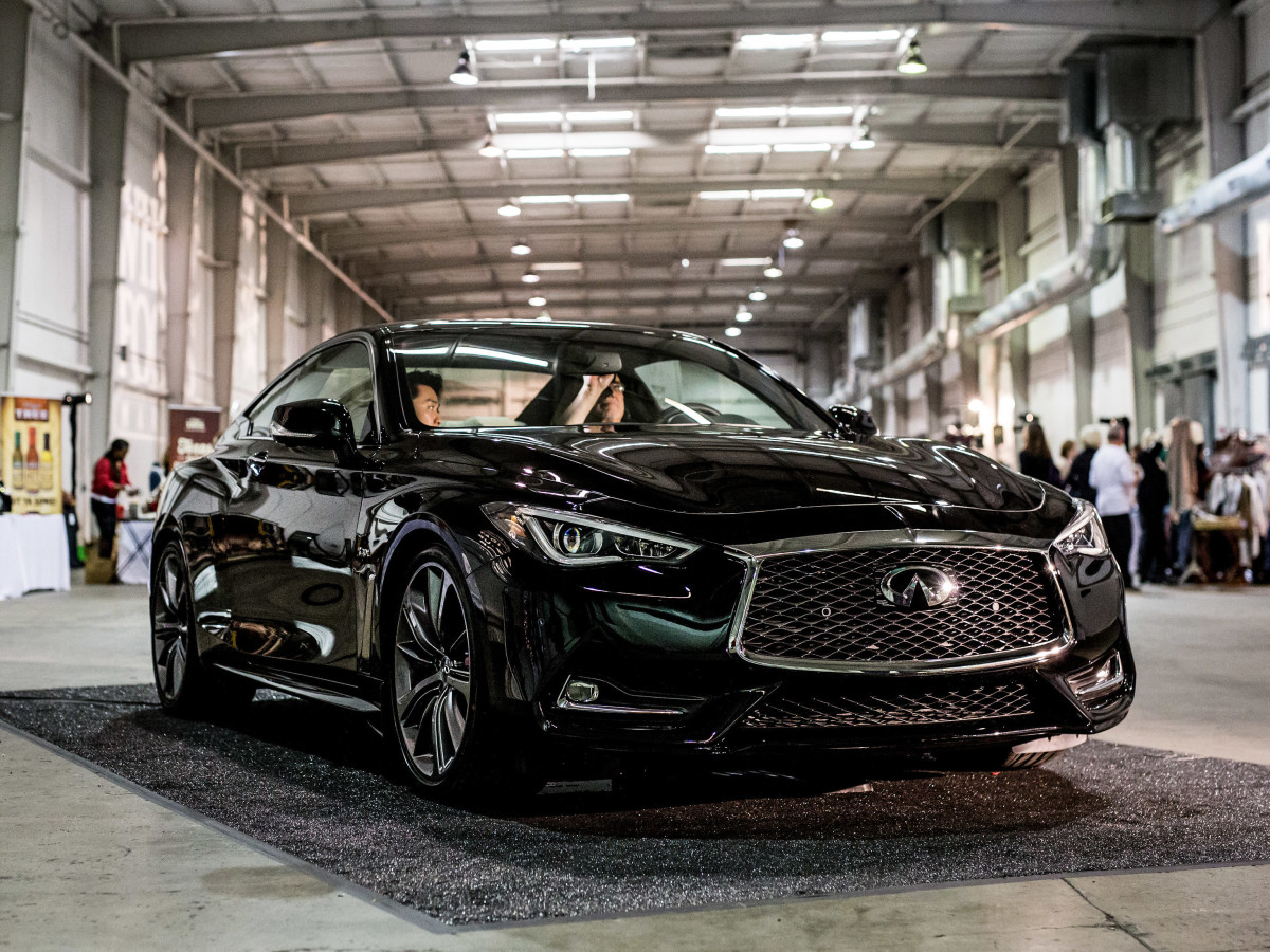 Houston, CultureMap Holiday Pop-Up Shop, November 2017, Infiniti Q60