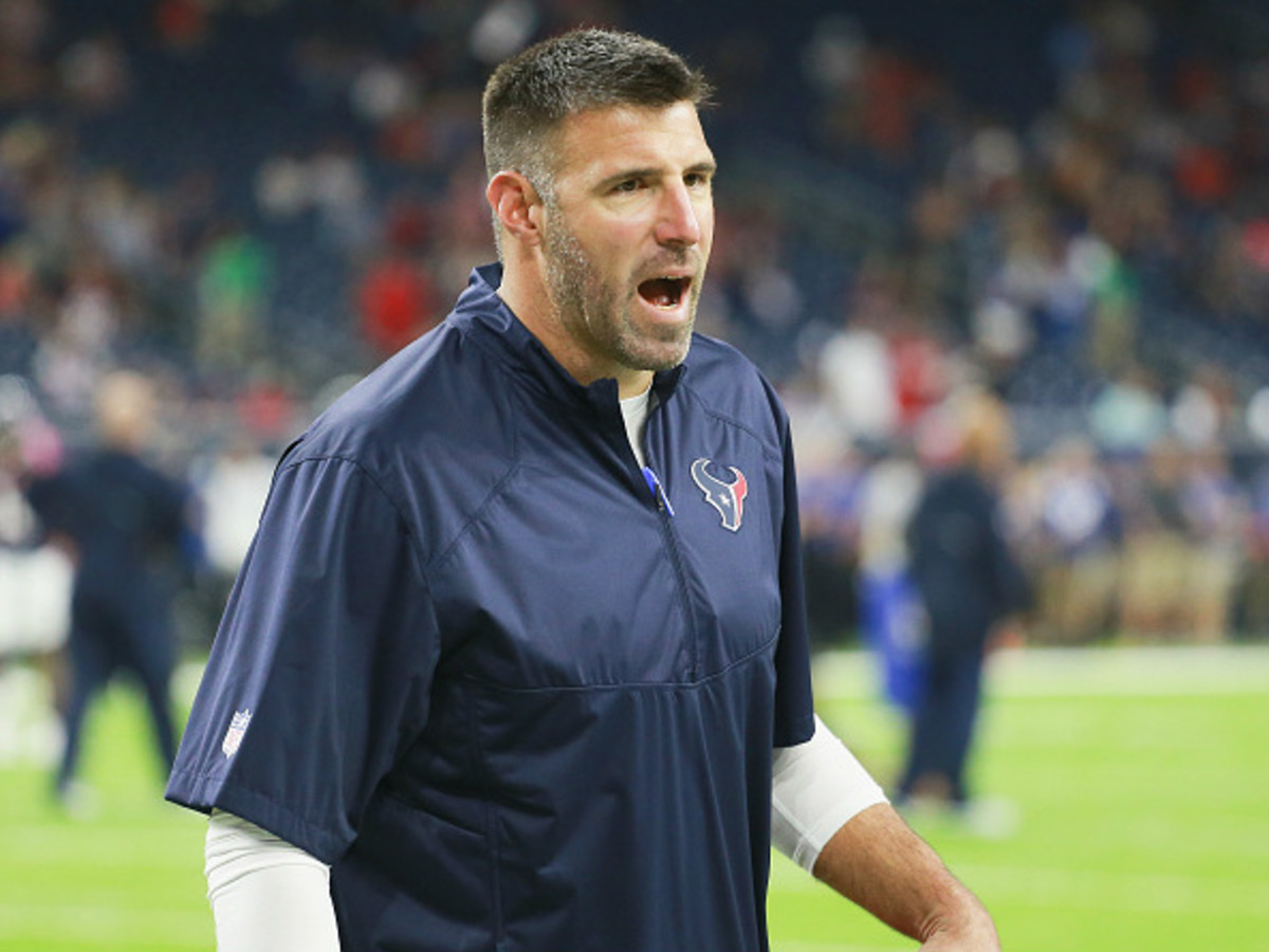 houston texans defensive coordinator mike vrabel
