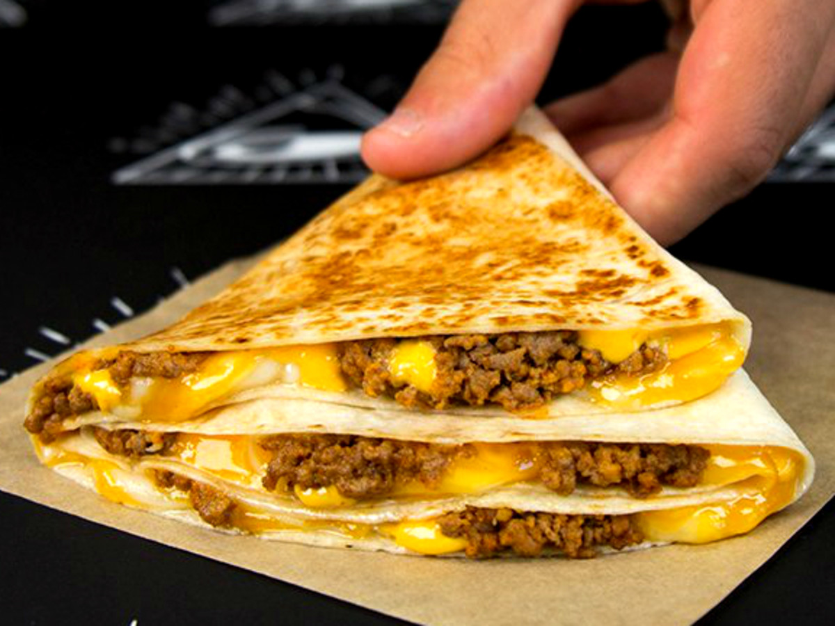 Hoffman's Houston - Taco Bell Stacker